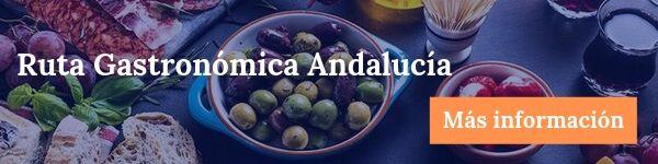 ruta gastronómica Andalucía