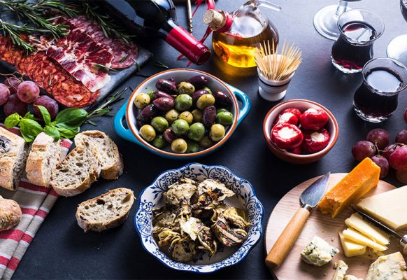 ruta gastronómica Ardales