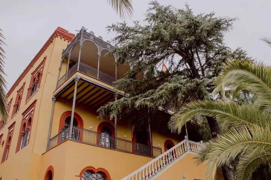 Palacio de trinidad Grund